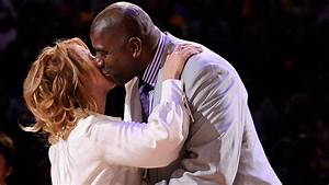 Jeanie Buss and Magic Johnson forged a close friendship ...