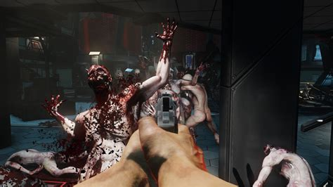 killing floor 2 killing floor 2 s on the attack at gamescom with advanced technology nvidia gameworks effects