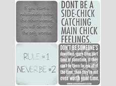 Side Chick Quotes | squash-onderhoud.info
