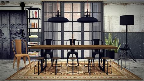 Industrial Dining Room ( By Request ) Dining Chair