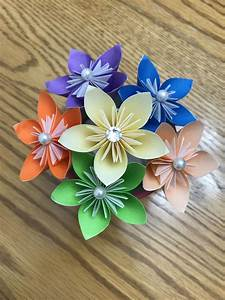 My Desk Plant  Kusudama Flowers  Instructions  S