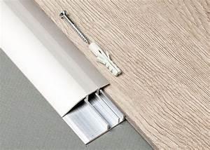 Grande Barre De Seuil : profil barre de seuil pour sol vinyle lvt support ~ Premium-room.com Idées de Décoration