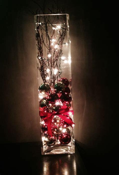 Vase Dekorieren Weihnachten by 50 Creative Diy Decorations Ideas