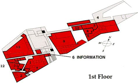 cal poly pomona cla building first floor layout