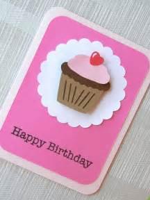 birthday card design easy diy birthday cards ideas and designs