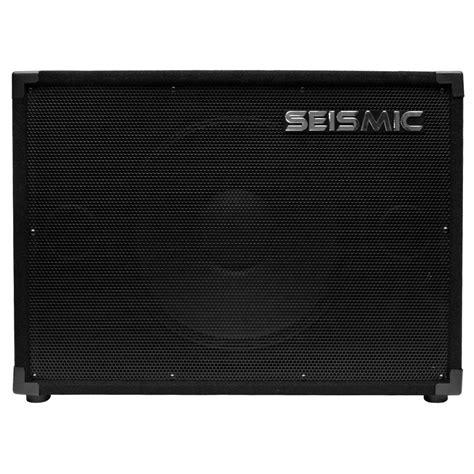 2x10 bass cabinet ebay seismic audio new 1x15 2x10 bass guitar speaker cabinets