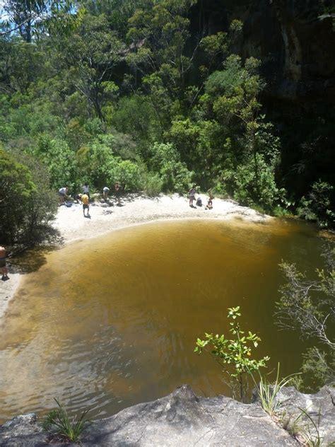 lindens paradise pool surprises  fat canyoners blue