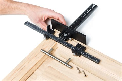 drilling jig for cabinet and drawer handles true position tp 1934 cabinet hardware jig true position
