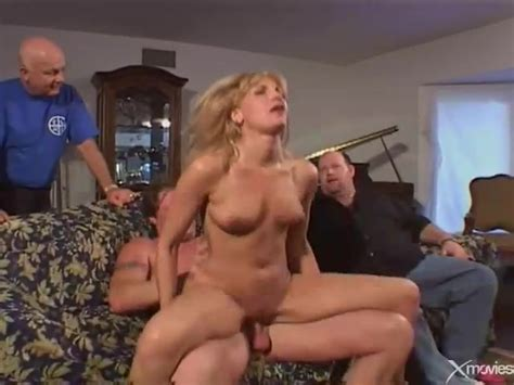 Wife Takes Creampie In Her Cunt From Another Man Double