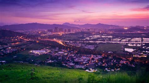 Cityscape Hong Kong Bing Wallpaper Download