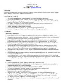technical writer resumes exles skill resume free sle junior technical writer resume technical writer resume template