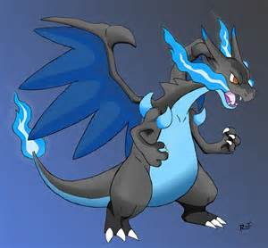 Pokemon X Mega Charizard