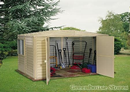 duramax sheds uk duramax 8x6 duramate plastic shed greenhouse stores
