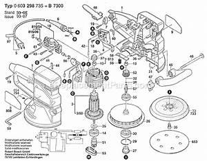 Bosch Pex 15 Ae : bosch pex15ae parts list and diagram 0603298735 ~ Jslefanu.com Haus und Dekorationen