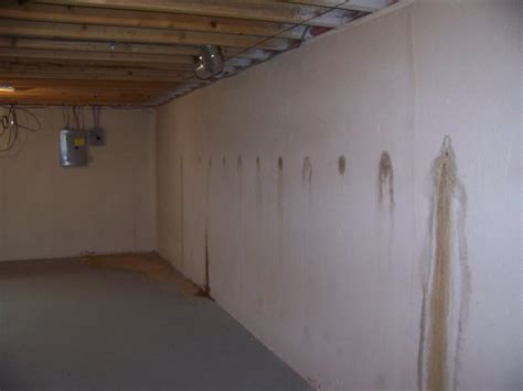 American Homes And Gardens Basement Leaks