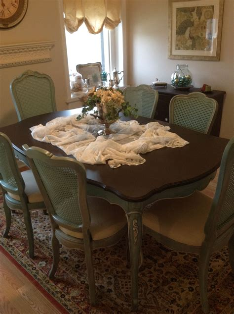 french provincial  french country thomasville dining
