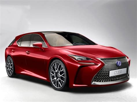 Lexus Sports Car 2020 by Lexus 2019 2020 Lexus Ct 200h Entirely New Automotive