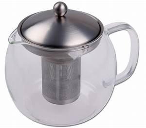 Teekanne Tee Kaufen : chg teekanne mit filtereinsatz aus hitzebest ndigem borosilikatglas online kaufen otto ~ Watch28wear.com Haus und Dekorationen