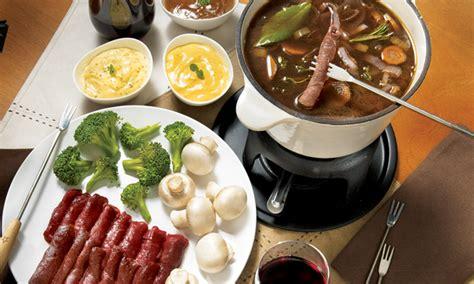 cuisiner le sanglier ma fondue chinoise pour toutes les célébrations iga