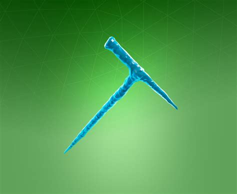 fortnite icicle pickaxe pro game guides