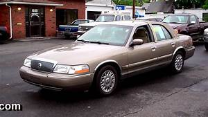 2003 Mercury Grand Marquis Presidential Edition -