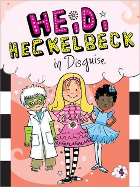 heidi heckelbeck  disguise  wanda coven reviews