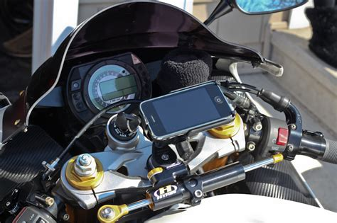 handlebar mount for cell phone to use gps page 2