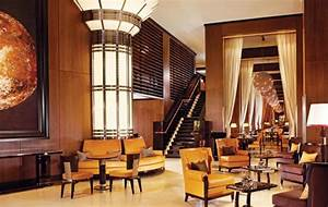 art deco inspired 45 park lane hotel in london With art deco interior design uk