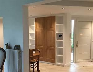 renovation dune maison a toulouse 31 architecture concept With porte de douche coulissante avec prix main d oeuvre renovation salle de bain