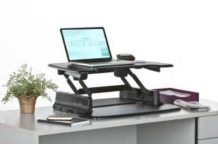 Dual Monitor Adjustable Standing Desk by Laptop Users Yes You Need A Stand Up Desk Too
