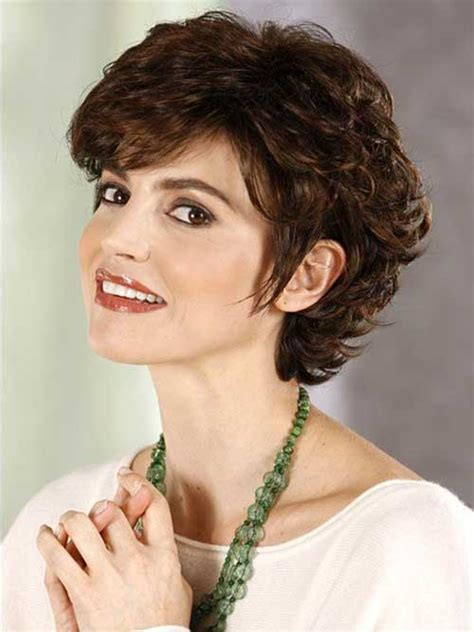 short curly hair   faces short hairstyles