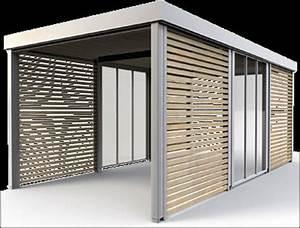 Carport Bausatz Alu : carport alu freistehend bernstein carport aluminium pulverbeschichtet 5400 x 2700 x 2700 mm ~ Yasmunasinghe.com Haus und Dekorationen