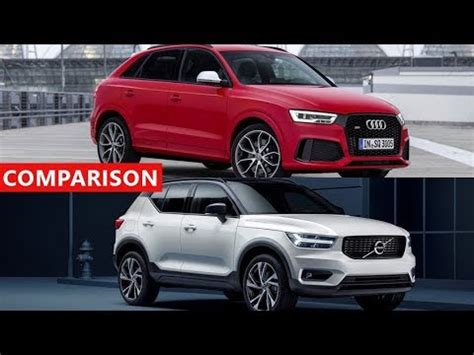 volvo xc   audi  comparison amazing