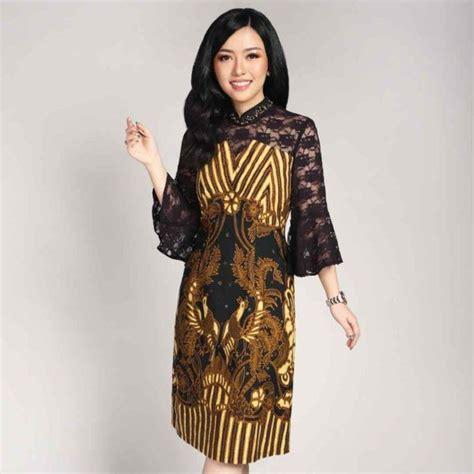 batik kultur baju kain batik tulis  dea valencia