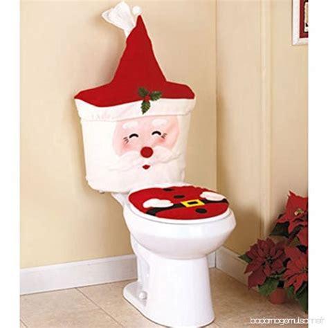 siege pour le bain tinksky santa claus housse de siège de toilette pour salle