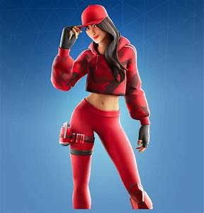 Fortnite Ruby Skin - Character  Png  Images