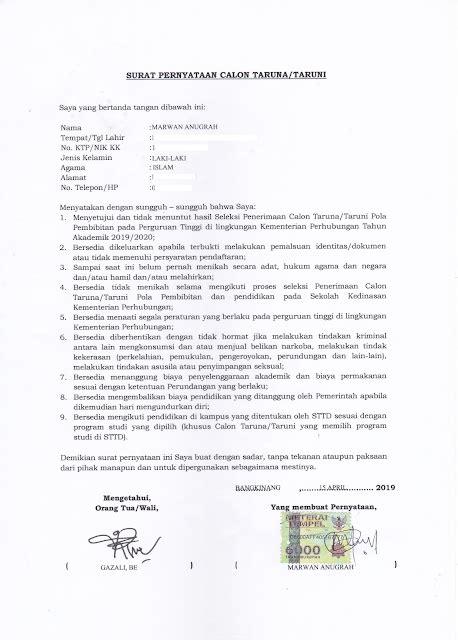 Contoh Surat Pernyataan Kerja Bermaterai Download 3 Contoh Surat Pernyataan Diri Bermaterai Doc Ada Banyak Contoh Surat Pernyataan Bermaterai Yang Sering Dipergunakan Beberapa Diantaranya Adalah Contoh Surat Pernyataan Kerja Pernyataan