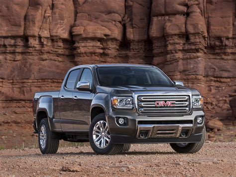 When Will The 2018 Gmc Canyon Be Available 2017 2018