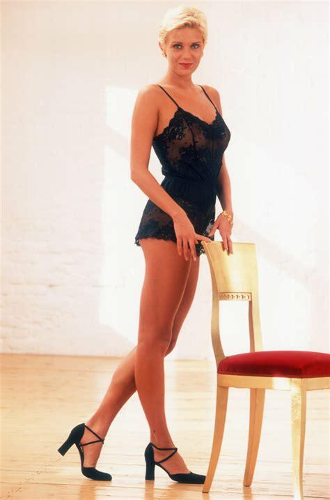 Magdalena Brzeska - Lingerie Photoshoot | pornpixelfinder