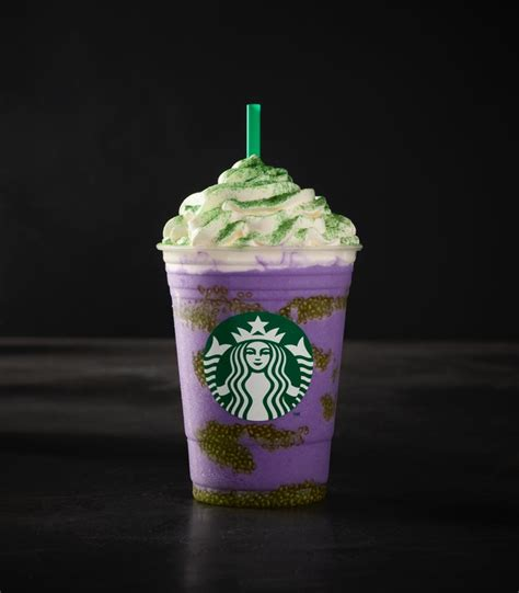 starbucks brew frappuccino witch halloween witches drink order long spooky colorful soon keep caffeine witchs better cauldron food foodbeast much