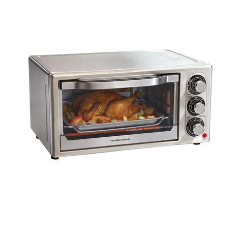 hamilton countertop oven hamilton stainless toaster oven 31511 the home depot