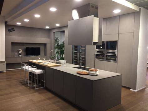 cuisine ilot centrale design cuisine design îlot central creathome24 agencement de