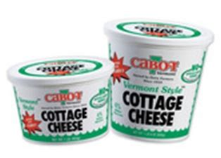 Non Cottage Cheese Nutrition Cabot Non Cottage Cheese