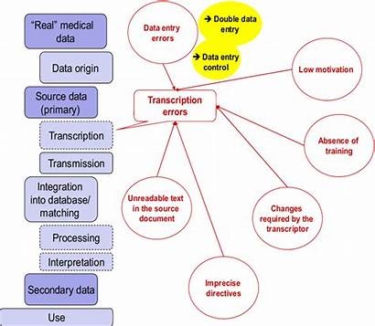 Types Errors Certain Reasons Examples Procedures Reducing