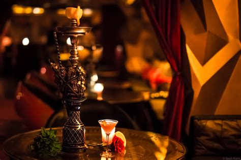 CHICHA LOUNGE - Azar Marrakech