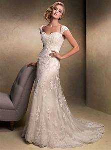 New lace white ivory wedding dress custom size 2 4 6 8 10 for White or ivory wedding dress