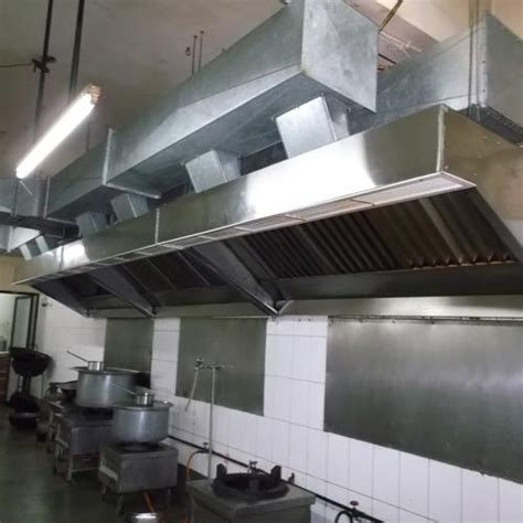 Commercial Kitchen Exhaust System Design  [audidatlevante