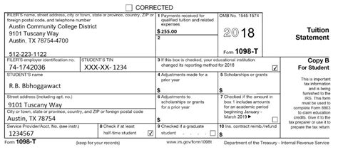 tax reporting   austin community college district