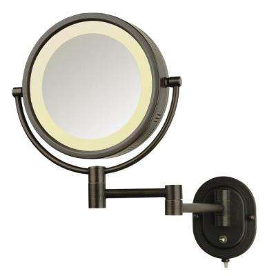 magnifying mirrors bathroom mirrors the home depot