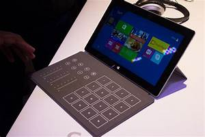 Typing  Kickstanding  And Folding U2014first Look At The Surface 2 And Surface Pro 2